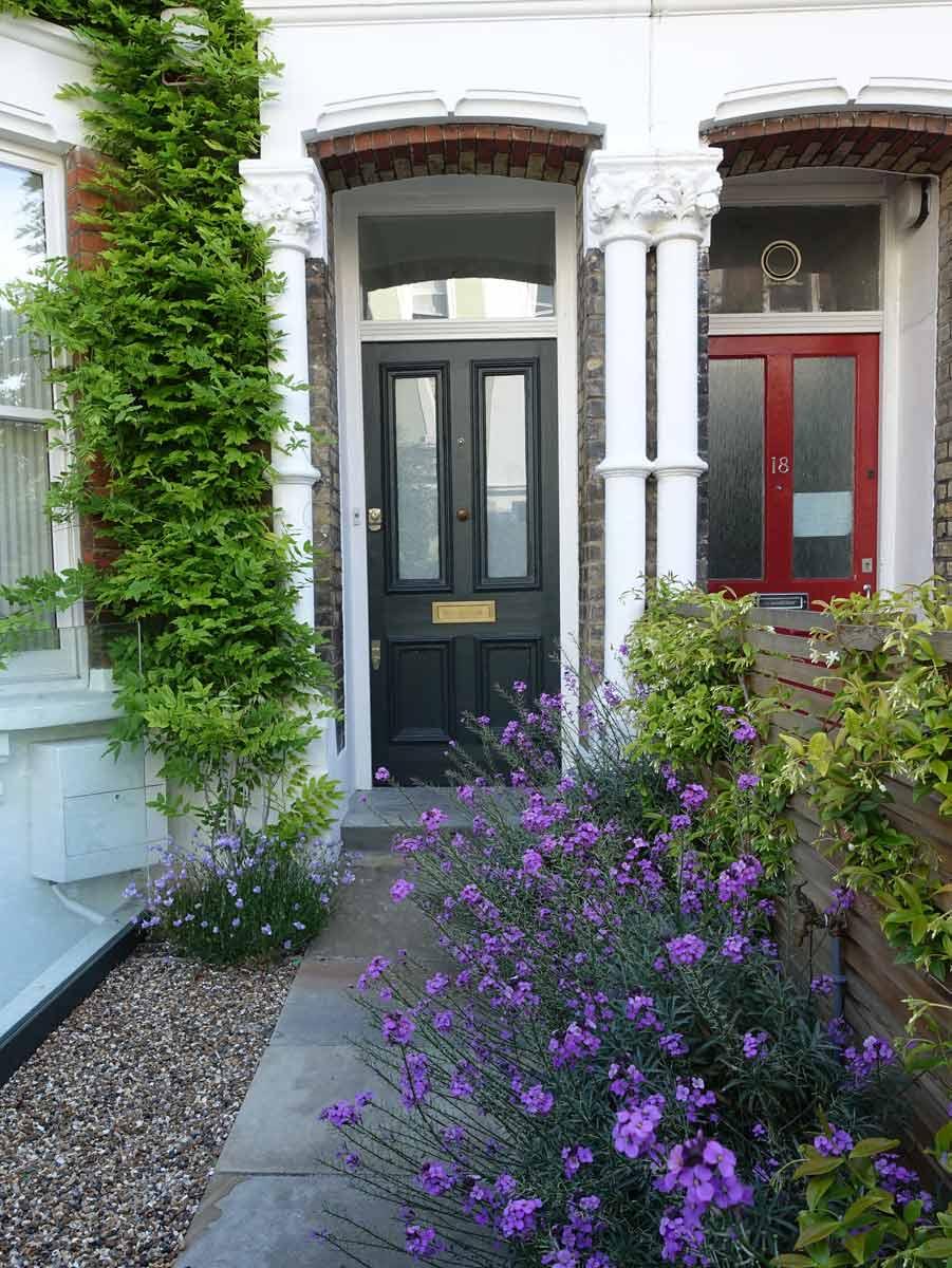 victorian terraced house garden design garden ideas page modern